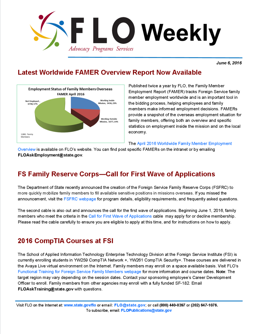 FLO Weekly 6-6-16