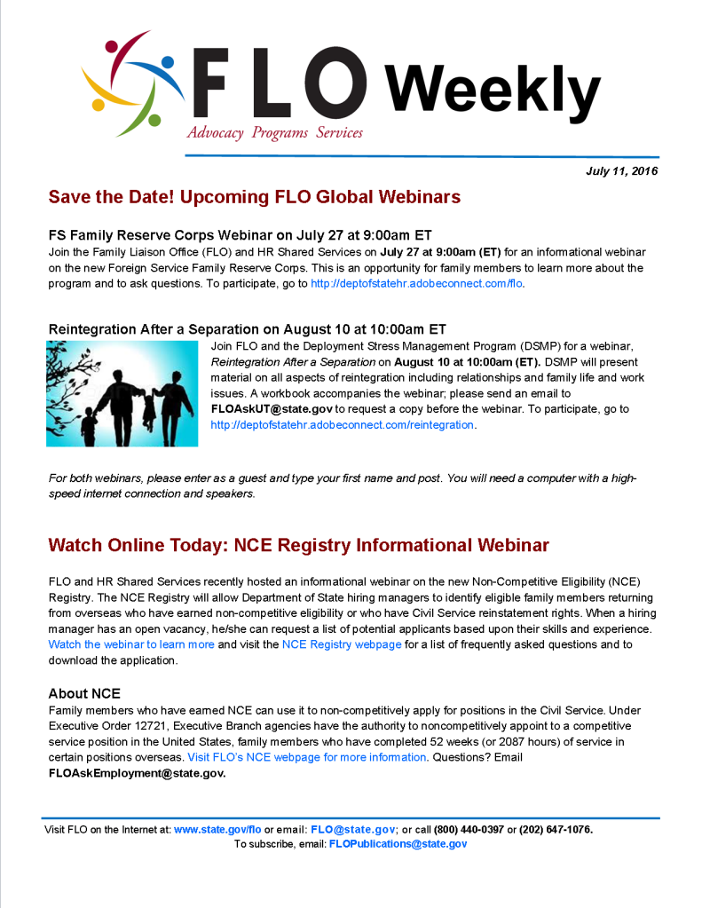 FLO Weekly 7-11-16