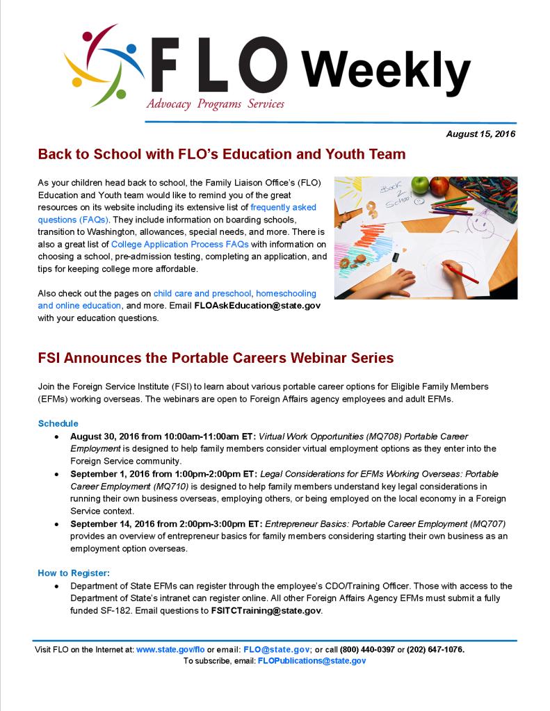 FLO Weekly 8-15-16
