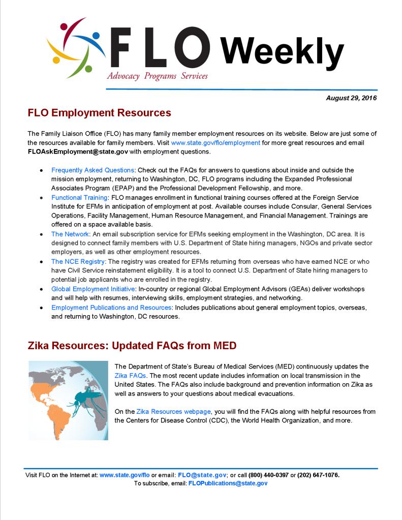 FLO Weekly 8-29-16